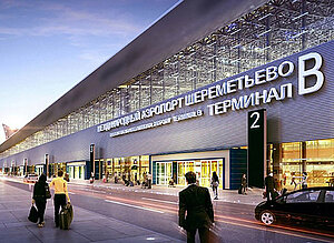 FlowCon Project Sheremetyevo Airport Moscow Russia