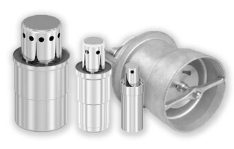FlowCon Pre-set Stainless Steel Inserts (Dynamic Balancing Valves)