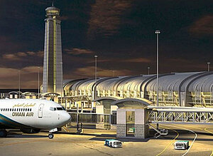 FlowCon Project Muscat International Airport Oman