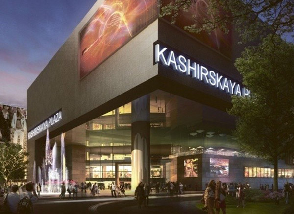 [Translate to Russian:] FlowCon Project - Kashirskaya Plaza, Multi-Functional Shopping Center, Moscow, Russia